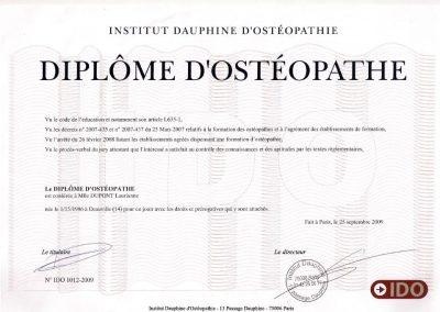 Institut Dauphine